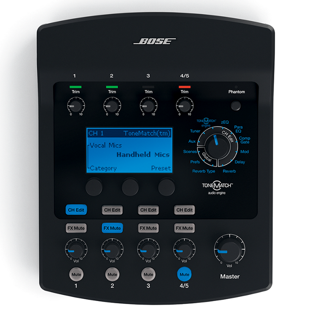 Bose ToneMatch audio engine