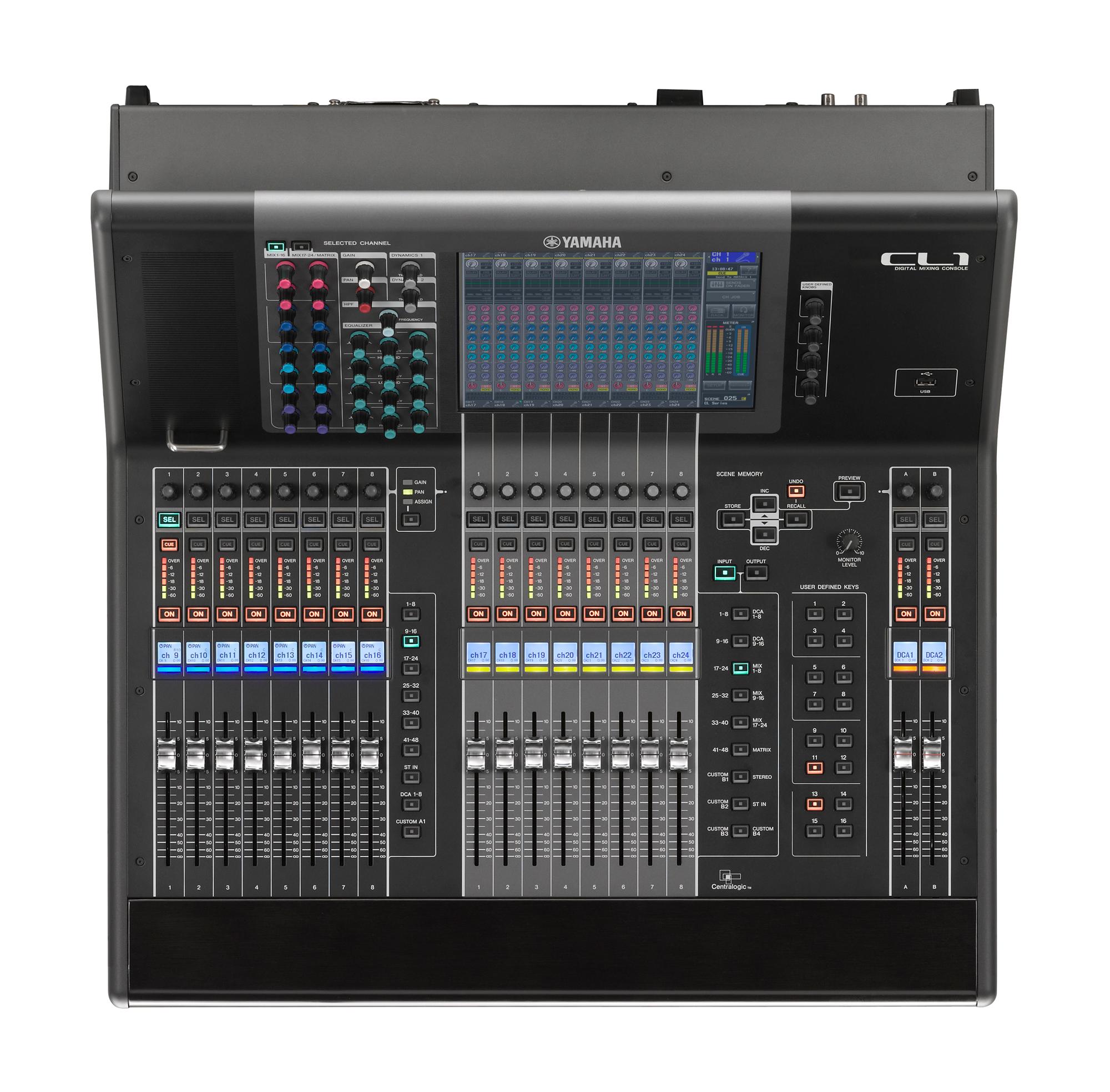 Yamaha CL1 Digital Mixing Console