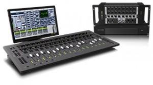 Avid S3L Mixing System