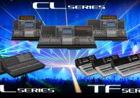 Yamaha Digital mixer pic