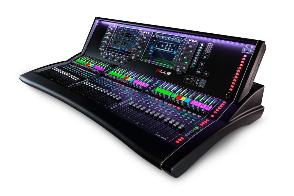 dlive S7000 mixer