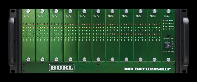 Burl M80 Front
