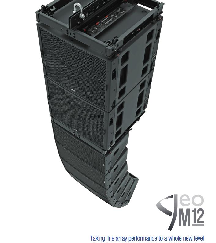 Nexo GEO M12 series